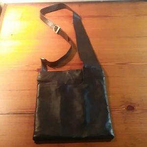 Black crossbody/sling bag